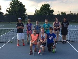 2016 Just Tennis 14u